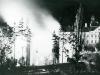 Die Reichspogromnacht - In der Nacht von 9. auf 10. November wurde der Tempel von SA-Männern angezündet. Ilse erlebte schreckliche Szenen in dieser Nacht. Foto: Diözesanarchiv Linz.