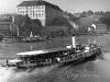 Schifffahrt auf der Donau - Sonntagsausflüge dieser Art blieben Ilse in wunderbarer Erinnerung. Foto: Nordico, Stadtmuseum Linz.