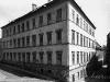 Die Judenschule am Tummelplatz - Im Mai 1938 wurden alle jüdischen Schüler aus den öffentlichen Schulen ausgeschlossen und durften nur mehr in der Judenschule unterrichtet werden. Diese Judenschule wurde in der Altstadt in den Räumen der Hilfsschule untergebracht. Foto: Nordico, Stadtmuseum Linz.