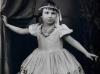 Ilse's erster Auftritt 1934 im Linzer Landestheater. Quelle: Ilse Mass (privat).