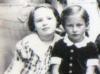 Ilse war eine gute Schülerin der Linzer Mozartvolksschule.  Quelle: Ilse Mass (privat).