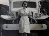 Nach dem Besuch der Schule für jüdische Flüchtlinge in Shanghai, arbeitete sie in der Hospitalverwaltung. Quelle: Ilse Mass (privat).