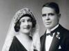 Die Hochzeit meiner Eltern 1927 in Linz. Foto: Ilse Mass privat