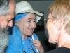 2004 begegnet Gertraud Hoheneder im Elternheim Neveh Simcha, Kiryat Mattersdorf in Jerusalem, dem Ehepaar Schwarz, das aus Salzburg stammte. Foto: Gerhard Führer (privat).