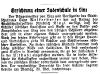Artikel im Linzer Volksblatt vom 18. Mai 1938 über die Errichtung der Judenschule. Quelle: ÖNB/ANNO AustriaN Newspaper.